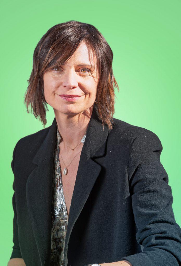 Portrait Stéphanie Calaciura